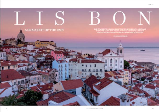 Lisbon side-car tour