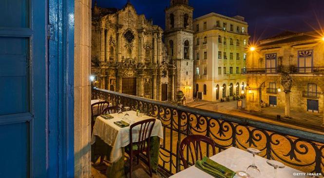 Best restaurants in Havana, Cuba
